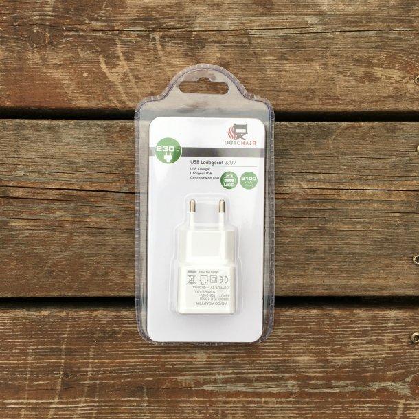 USB-oplader